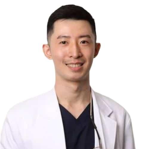楊昕維醫師-柏登牙醫.