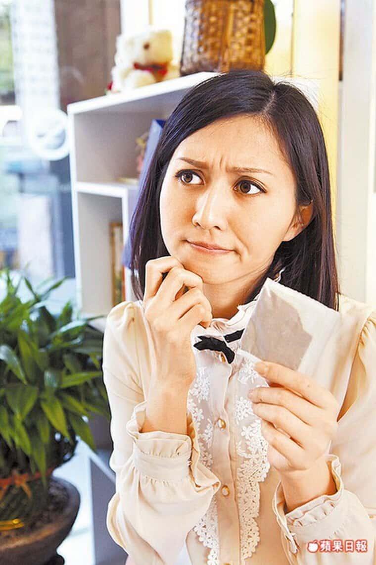 長期吃中藥粉-牙齒遭染黃蘋果日報-柏登牙醫牙齒美白秘笈-1
