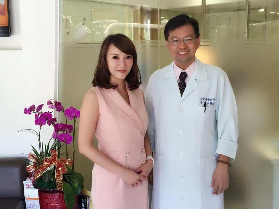 Erica-Liu在柏登看牙,是個輕鬆愉快的口腔SPA保健
